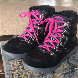 ❄️🖤💗NORTH FACE THERMOBALL BOOTS⛄️🌬